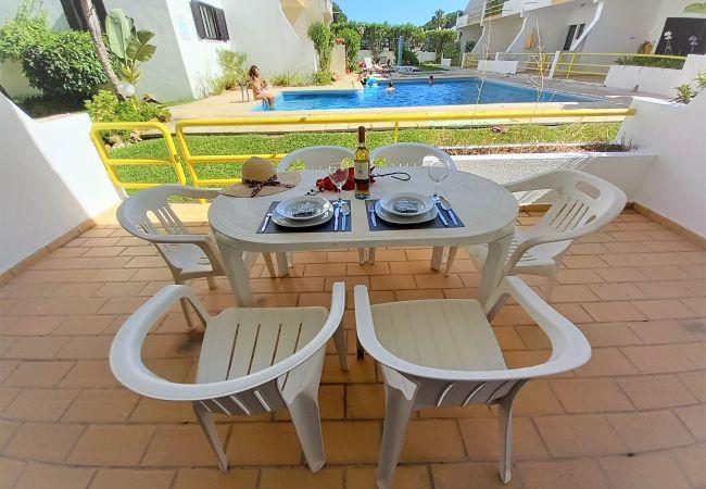 Apartamento em Vilamoura - T1 Sol Nasc PISCINA  WI-FI 10MIN MARINA 4 PESSOAS