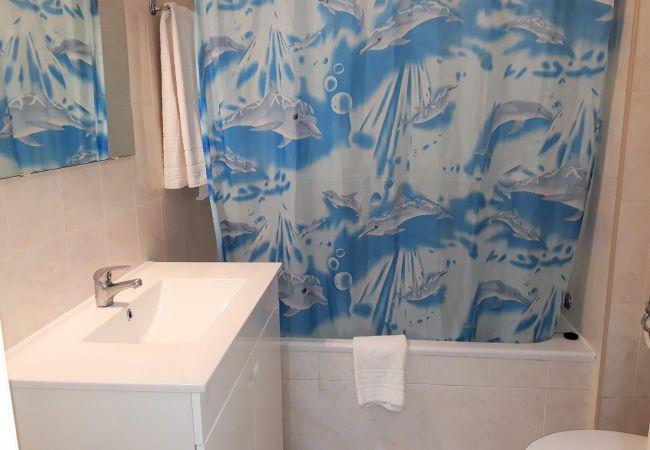 Apartamento em Quarteira - T1 Torre Azul 10 MARAVILHOSA VISTA WI-FI 4 PESSOAS