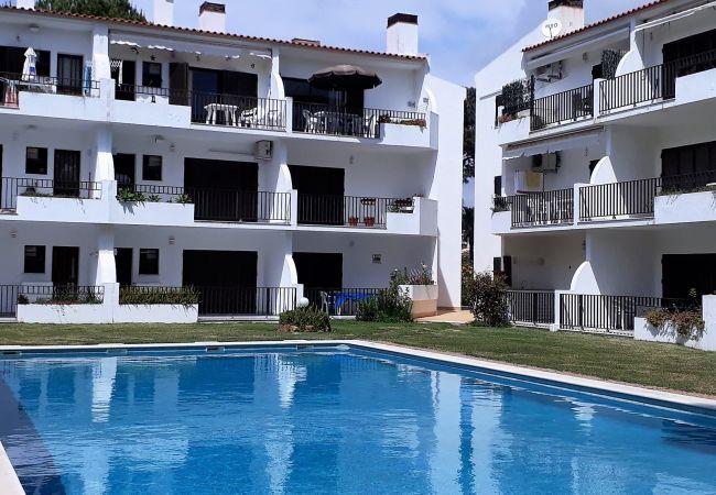 Apartamento em Vilamoura - T2 Mouramar VARANDA VISTA PISCINA & GOLF 6 PESSOAS