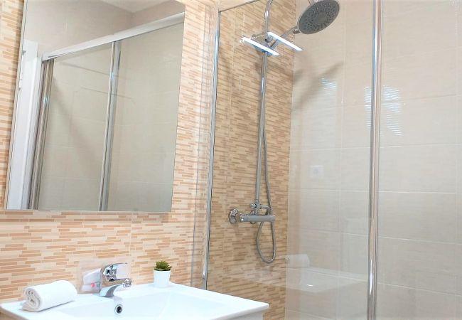 Apartamento em Quarteira - T1 Mira Praia 7 50M PRAIA VISTA MAR WI-FI 4 PESSOA