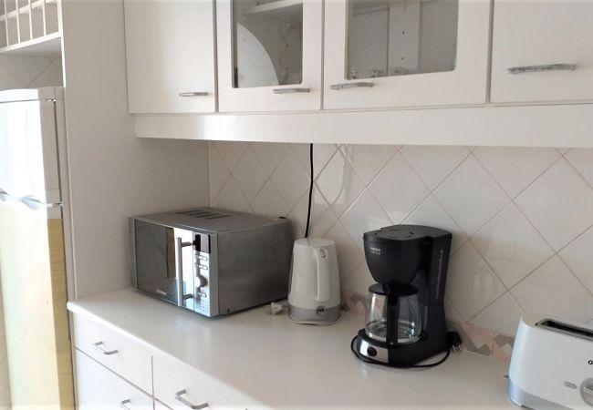 Apartamento em Quarteira - T1 Moural 6B VISTA MAR PROXIMO MARINA
