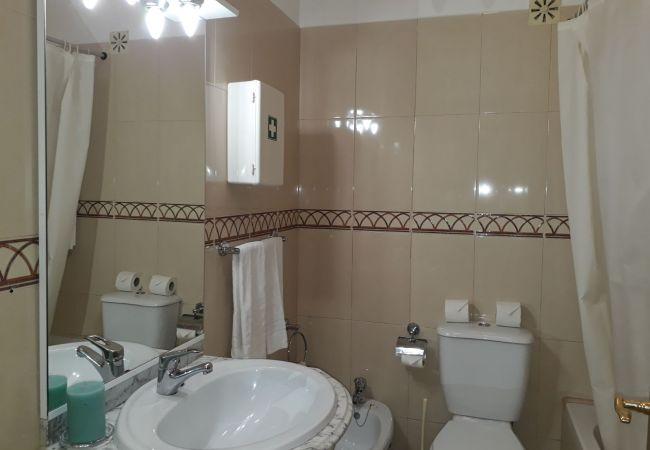 Apartamento em Quarteira - T1 QSol 7 EXCELENTE LOCALIZAÇÃO WI-FI 4 PESSOAS