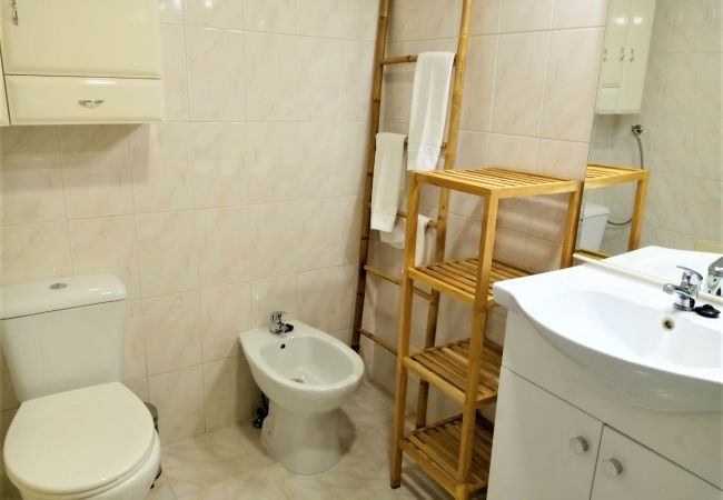 Apartamento em Quarteira - T1 SOL 200M PRAIA VISTA MAR & Wi-Fi