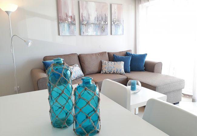 Apartamento em Quarteira - T1 Praiamar R/c PRIVILÉGIO FR.MAR C/ AC+WIFI