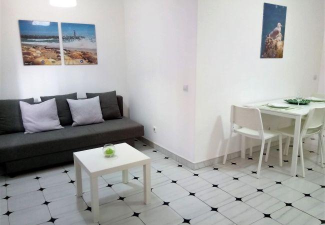 Apartamento em Quarteira - T1 Sol Praia R/c Wi-Fi 230M PRAIA