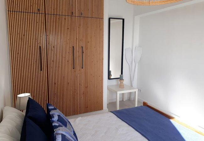 Apartamento em Quarteira - T1 Mira Atlântico 8ºD