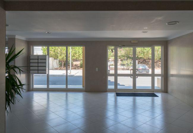 Apartment in Quarteira - T1 Colina Ferias 8C FAMÍLIA & VISTA MAR C/ GARAGEM