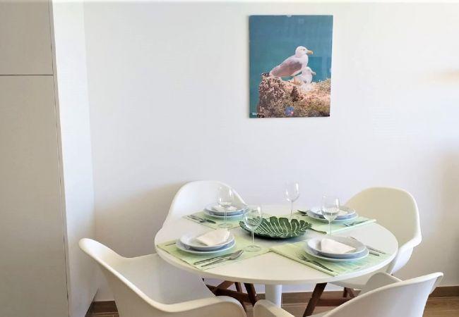 Apartment in Quarteira - T1 Mira Praia 7 50M PRAIA VISTA MAR WI-FI 4 PESSOA
