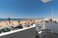 Apartment in Quarteira - T2 Avenida 1º VISTA MAR 5* A/C WI-FI 6...