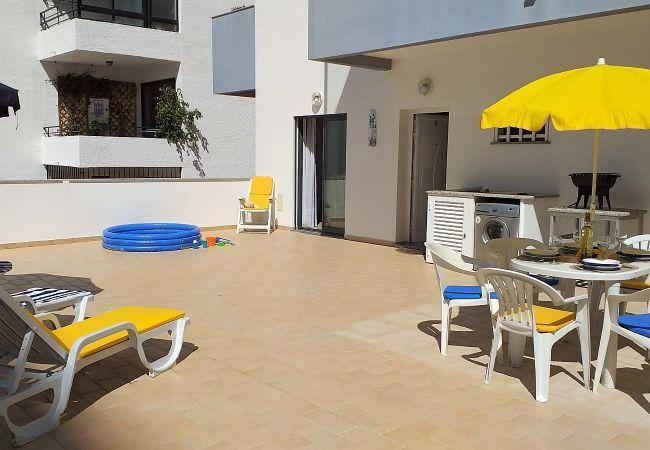 Apartment in Quarteira - T2 TAHÍTI 1 CONFORTO & PRAIA C/ GARAGEM & WI-FI