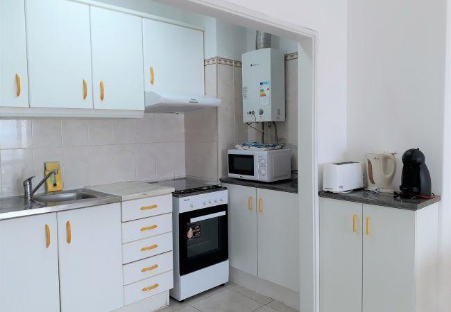 Appartement à Quarteira - T1 Torre Azul 10 MARAVILHOSA VISTA WI-FI 4 PESSOAS