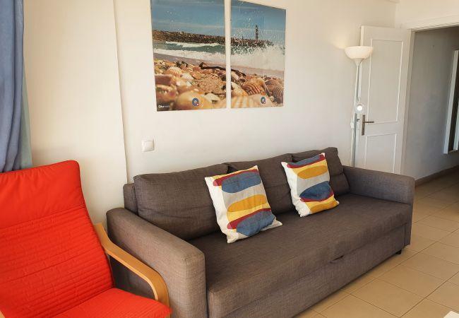 Appartement à Quarteira - T1 Praiamar 3F PRIVILÉGIO FR.MAR C/ESTACIONAMENTO